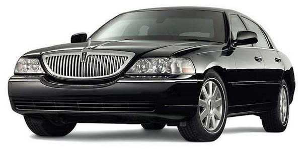 Town Car Black Limo